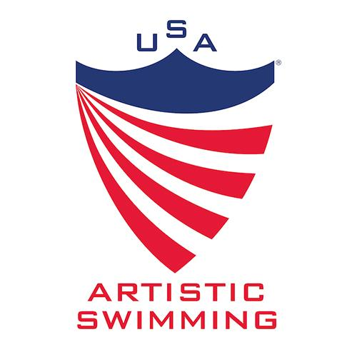 USA Artistic Swimming logo
