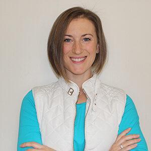 Kristen Ziesmer headshot.