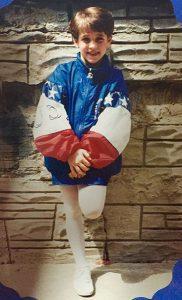 young Chellsie Memmel