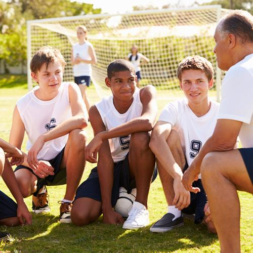 6 Ways Coaches Can Facilitate Peer Pressure for Good