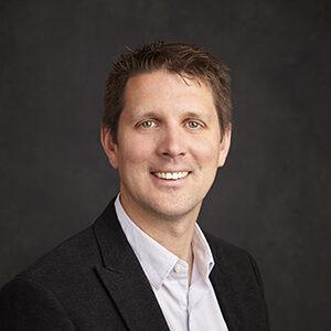 Dr. Matt Fedoruk headshot.