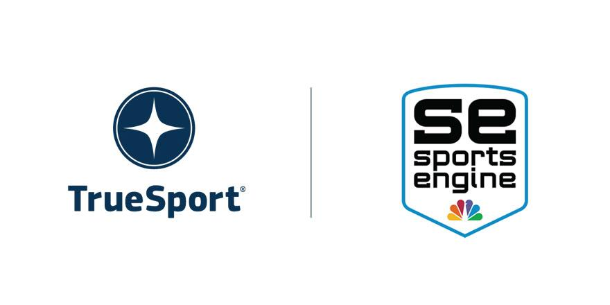 SportsEngine logo next to the TrueSport logo.