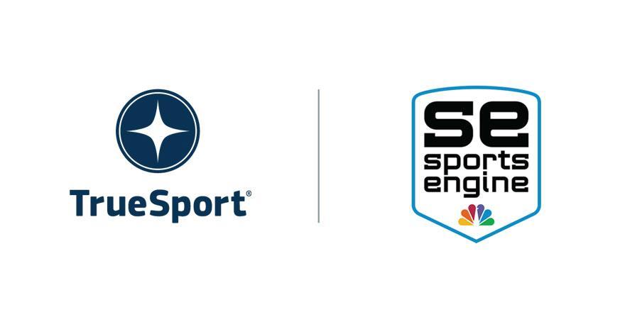 TrueSport and SportsEngine co-logo