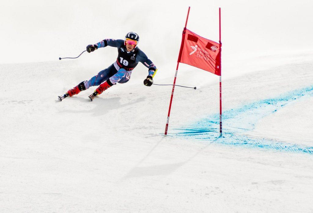 Tyler Carter Downhill Skiing