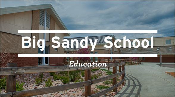 Big Sandy School Education.