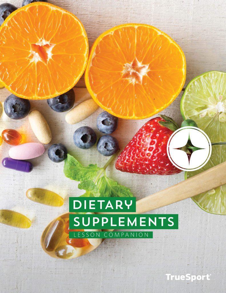 dietary supplement companion