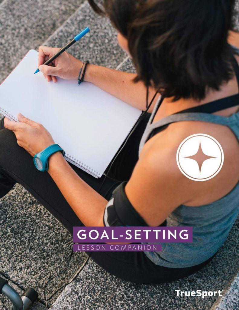 goal-setting lesson companion
