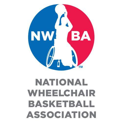 National Wheelchair Basketball Association logo.