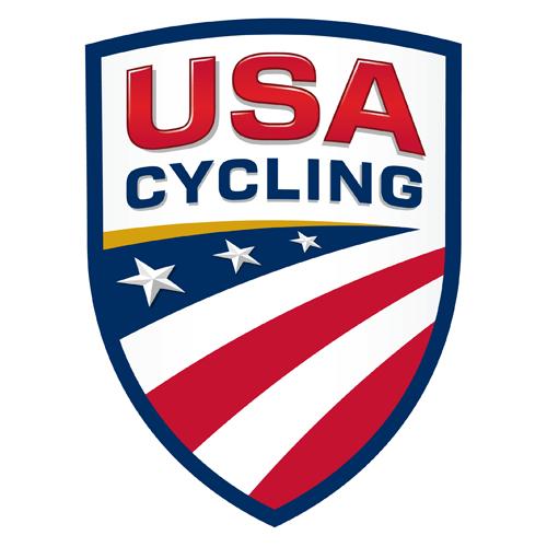 USA Cycling logo.