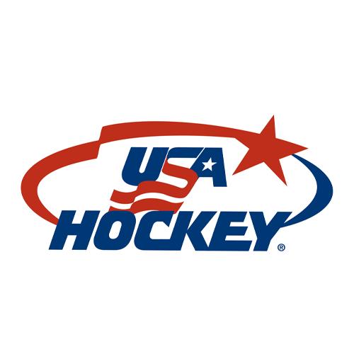 USA Hockey logo.