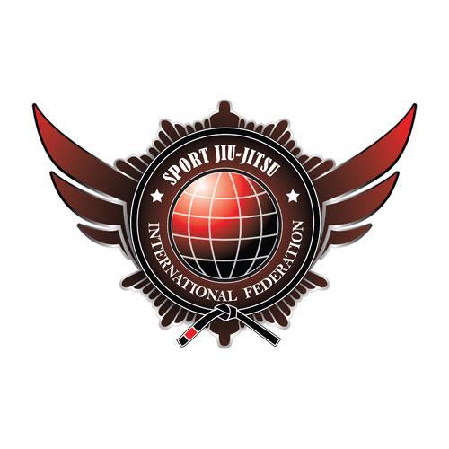 International Jiu-Jitsu Federation logo.