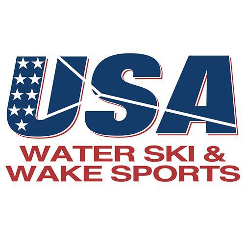 USA Water Ski and Wake Sports logo.