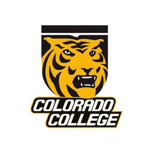 Colorado College logo.