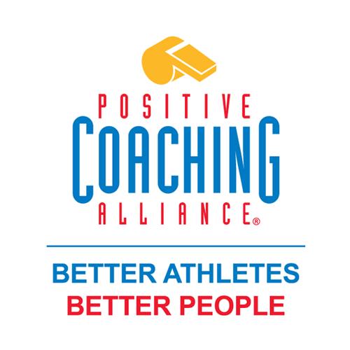 Positive Coaching Alliance logo.
