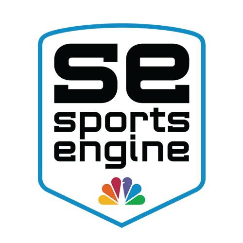 SportEngine logo.