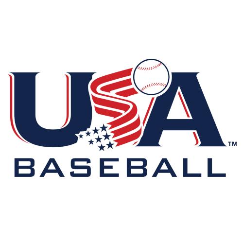 USA Baseball logo.