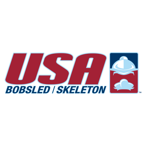 USA Bobsled/Skeleton logo.