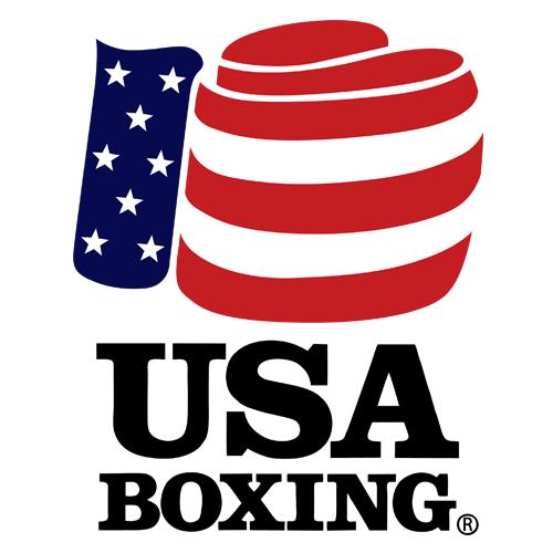 USA Boxing logo.