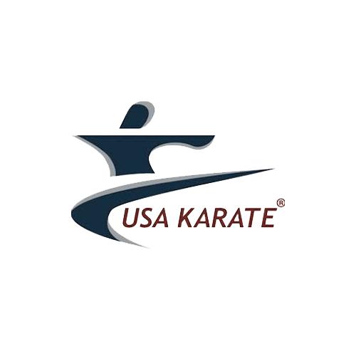 USA Karate logo.