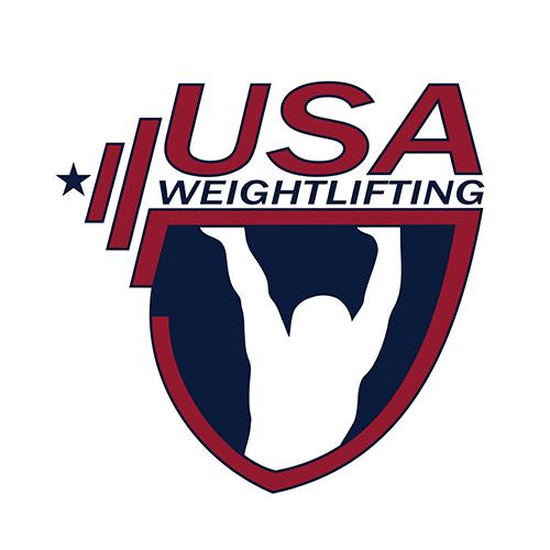 USA Weightlifting logo.