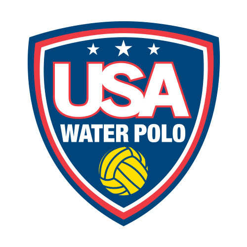 USA Water Polo logo.