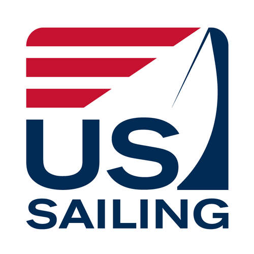 U.S. Sailing logo.