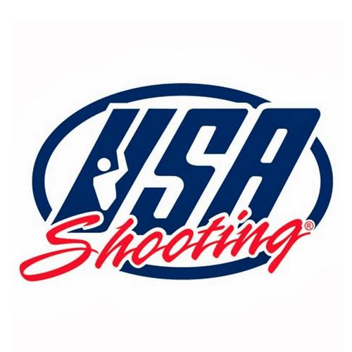 USA Shooting logo.