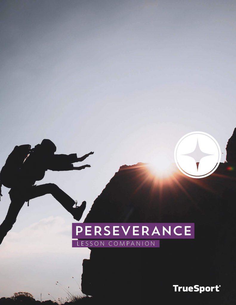 perseverance lesson companion