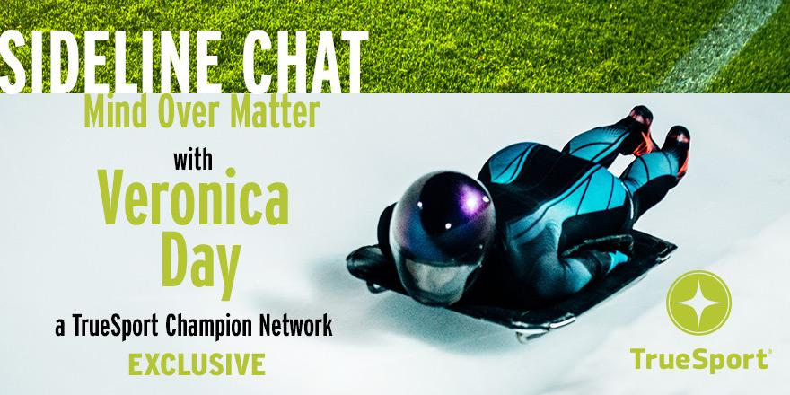 Sideline chat with Veronica Day