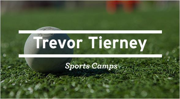 Trevor Tierney sports camps.