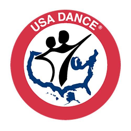 USA Dance logo.