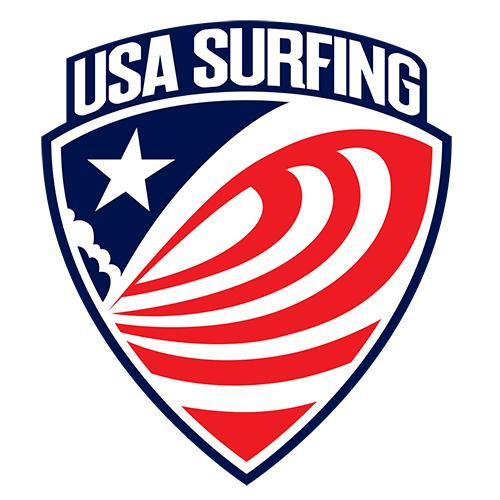 USA Surfing Logo