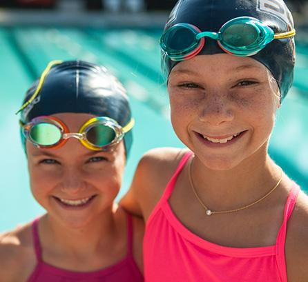 usa swimming smiling swimmers