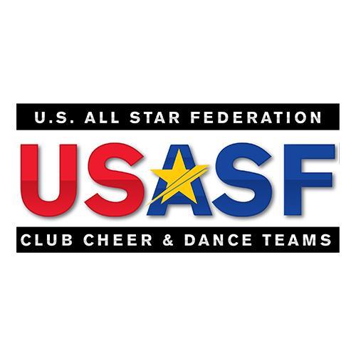 The U.S. All Star Federation logo.