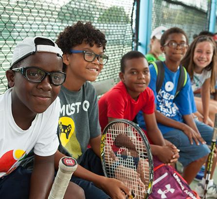 aces tennis team
