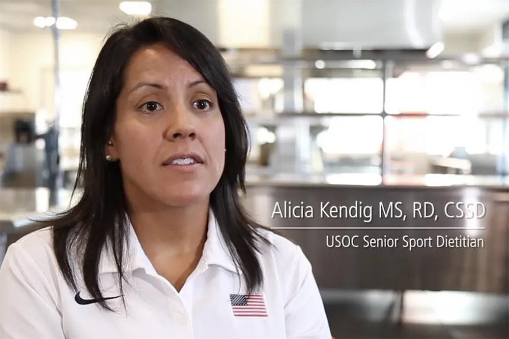 Alicia Kendig video still.