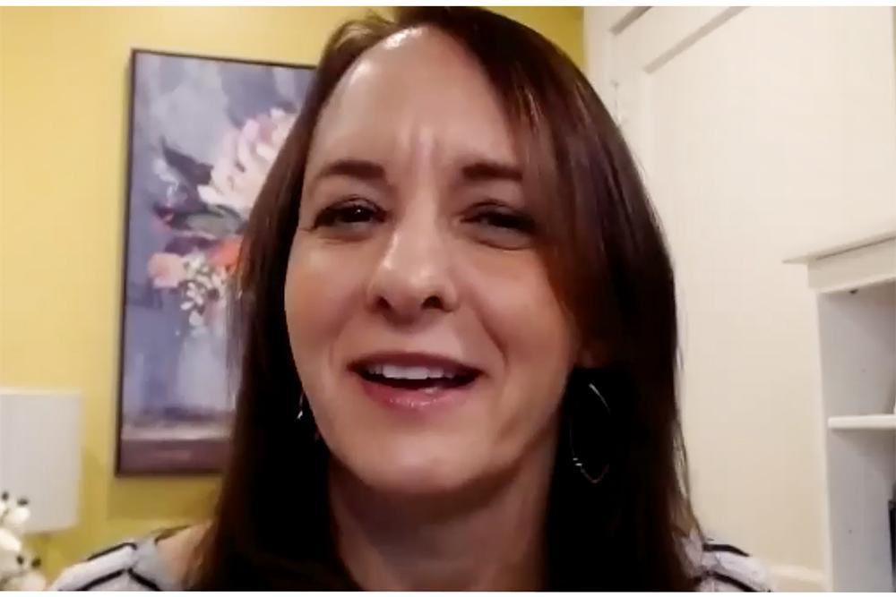 Dr. Deborah Gilboa video still.