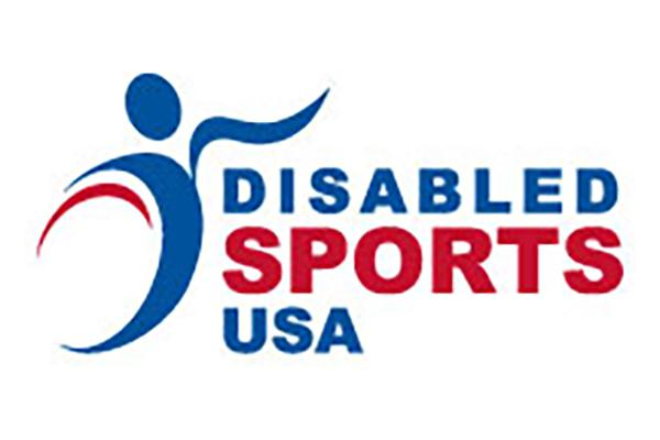 Disabled Sports USA logo.