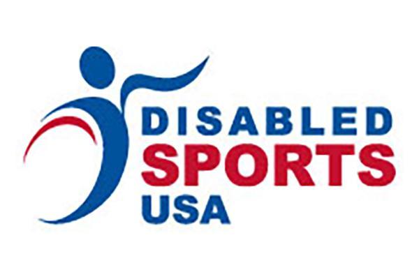 Disabled Sports USA logo.