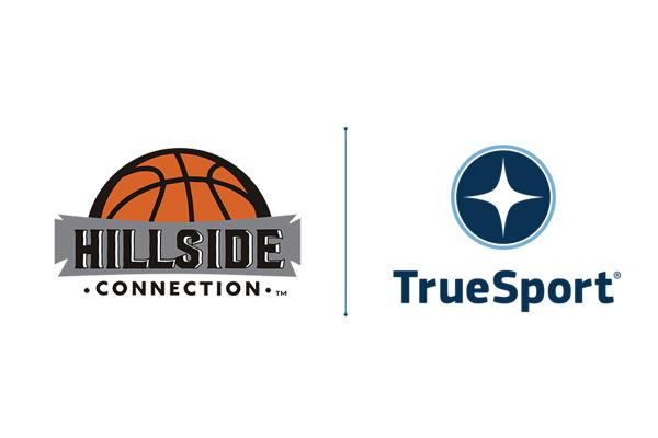 Hillside Connection logo and TrueSport logo.