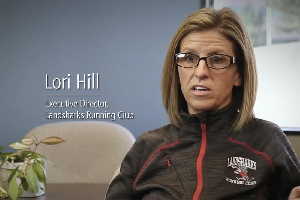 Lori Hill video still.