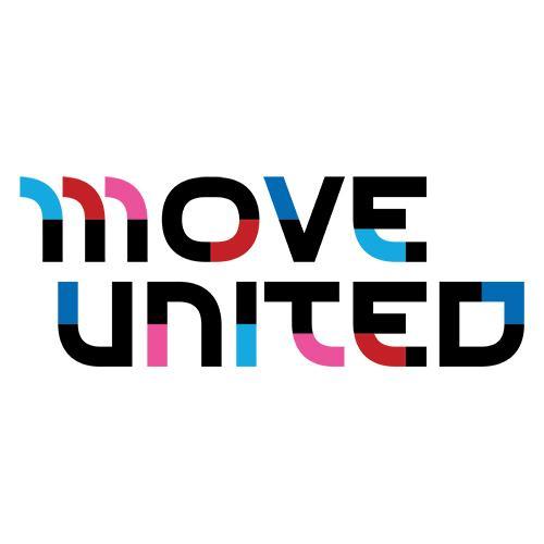 Move United logo.