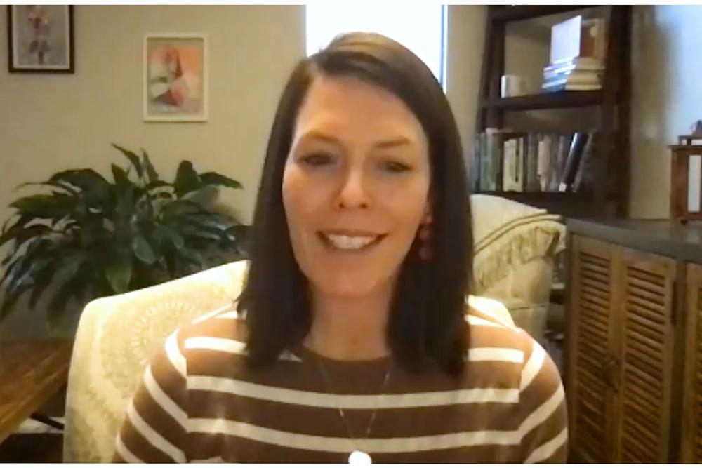 Melissa Streno video still.