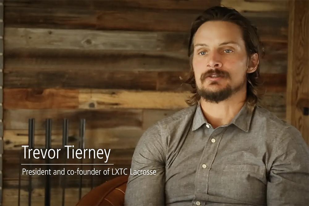Trevor Tierney video still.