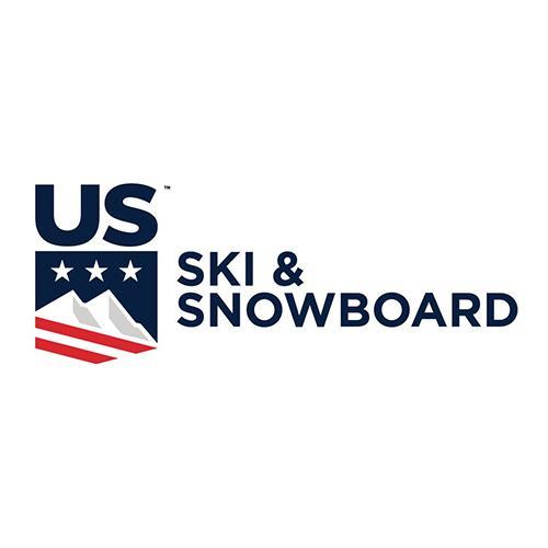U.S. Ski and Snowboard logo.