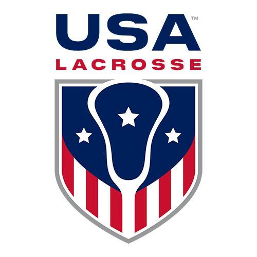 USA Lacrosse logo.