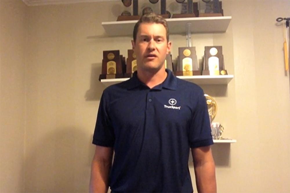 Peter Vanderkaay video still.